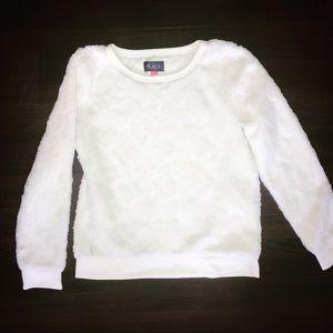 Children's Place fuzzy sweater